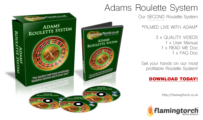 adams roulette system review