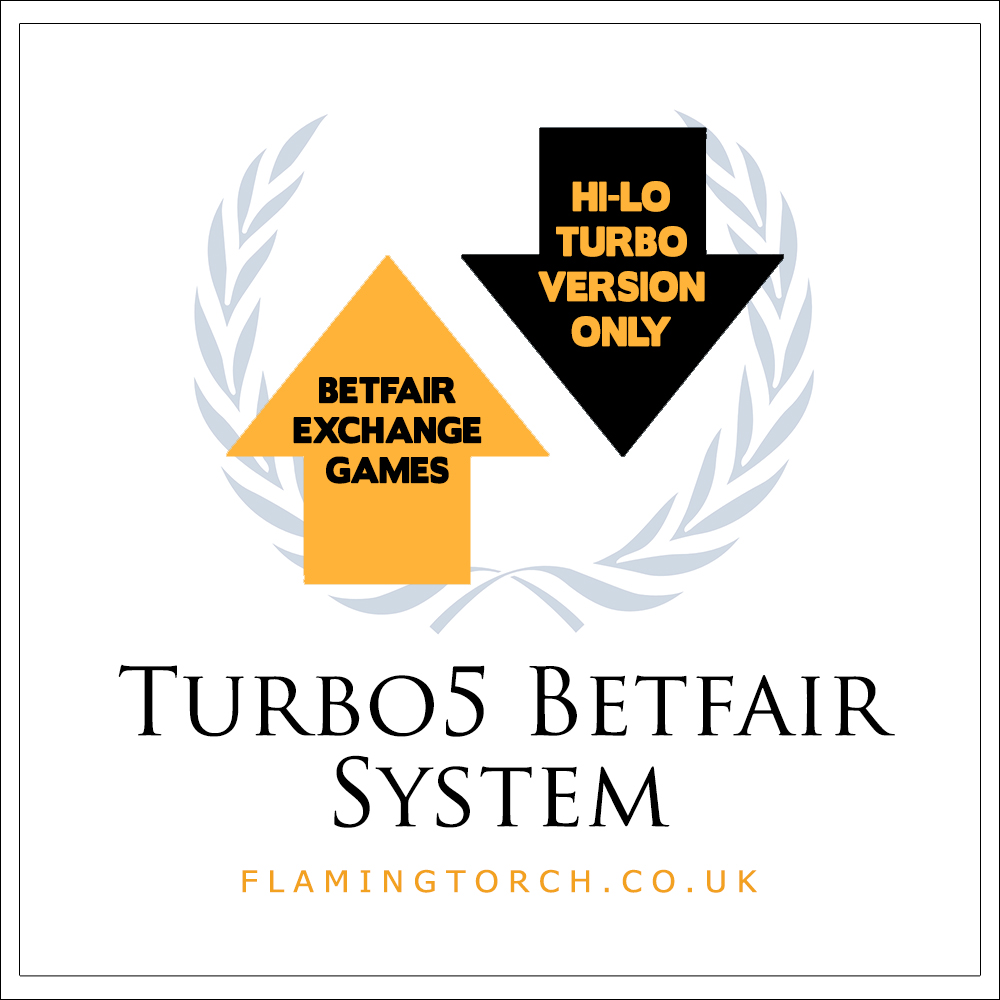 turbo5 betting system