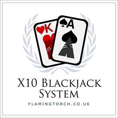 x10 blackjack system